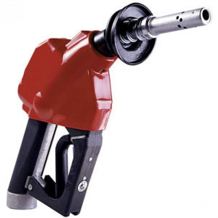 12VW-0400 Vacuum-Assist Nozzle Black - OPW