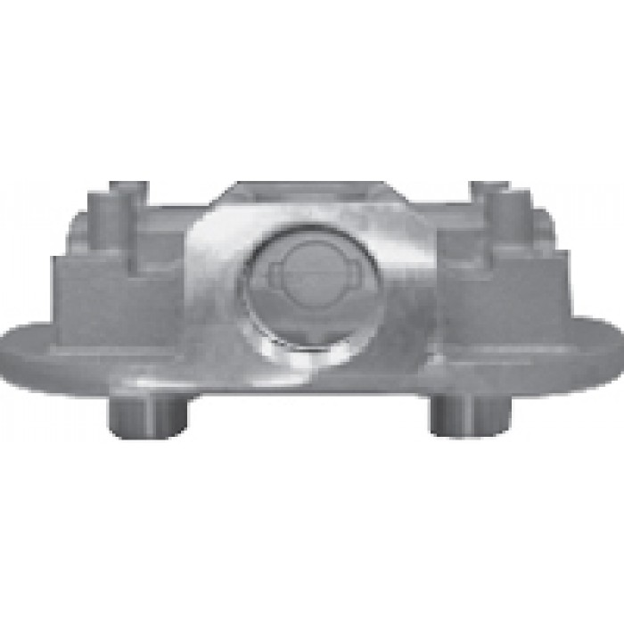 "Aluminum Dual Adaptor, 1 1/2"" -16 UN (for 800 series)"