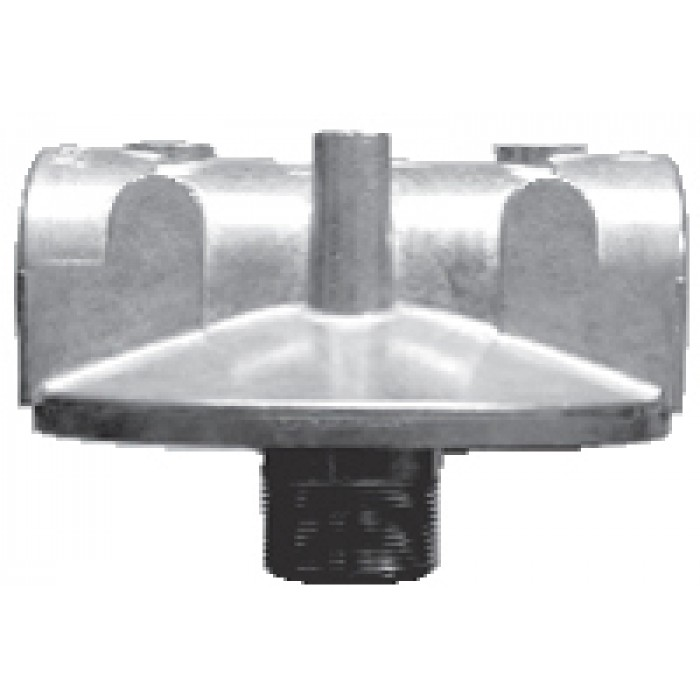 "Aluminum Adaptor, 1 1/2"" -16 UN (for 800 series)"
