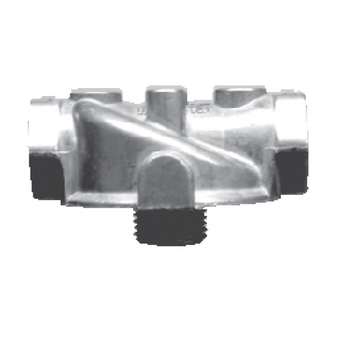 "Aluminum Adaptor, 1"" - 12 UNF (for 200E, 250E, 260,300)"