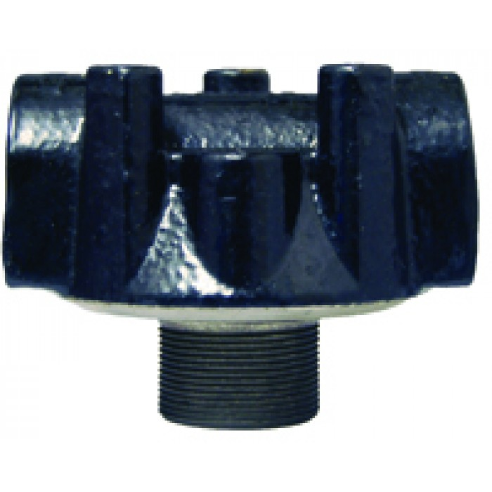 "Cast-Iron Adaptor, 1 1/2"" -16 UN (for 400, 450, 475 series)"