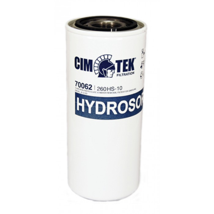 "70062 | 260HS-10 Particulate Fuel Filter, 3/4"" Flow"