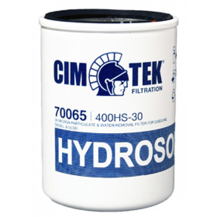 70065 | 400 HYDROSORB ® 30-Micron Fuel Filter
