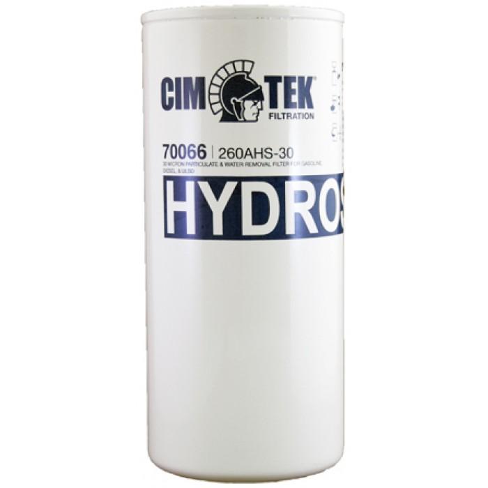 "70066 | 260AHS-30 Particulate Fuel Filter, 3/4"" Flow"