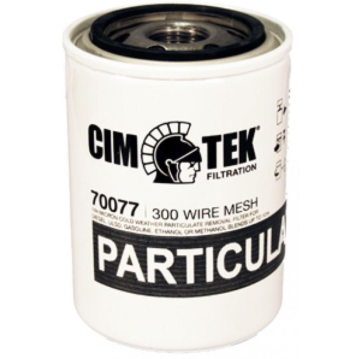 "70077   300-MESH Particulate Fuel Filter, 3/4"" Flow"