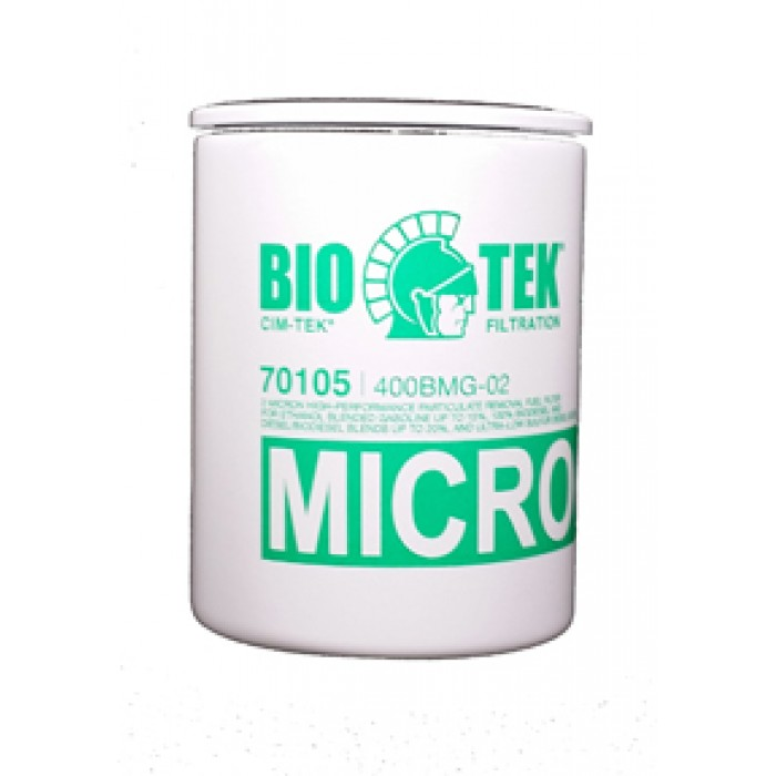"70105 | 400BMG-02 Particulate Fuel Filter, 3/4"" Flow"