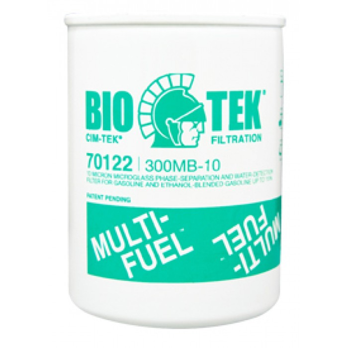 """70122   300MB-10 Particulate Fuel Filter, 3/4"""" Flow"""