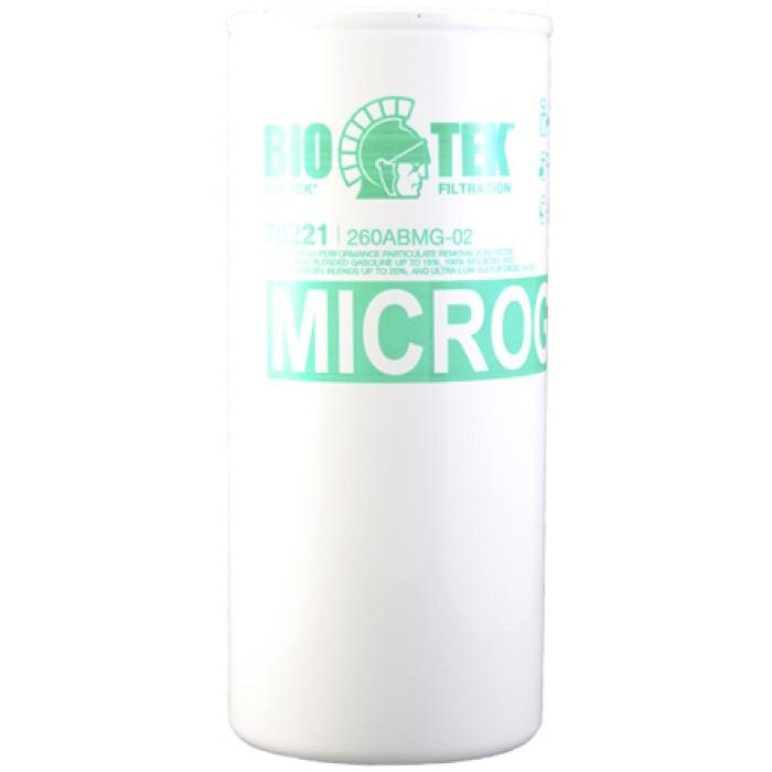 "70221 | 260ABMG-02 Particulate Fuel Filter, 3/4"" Flow"