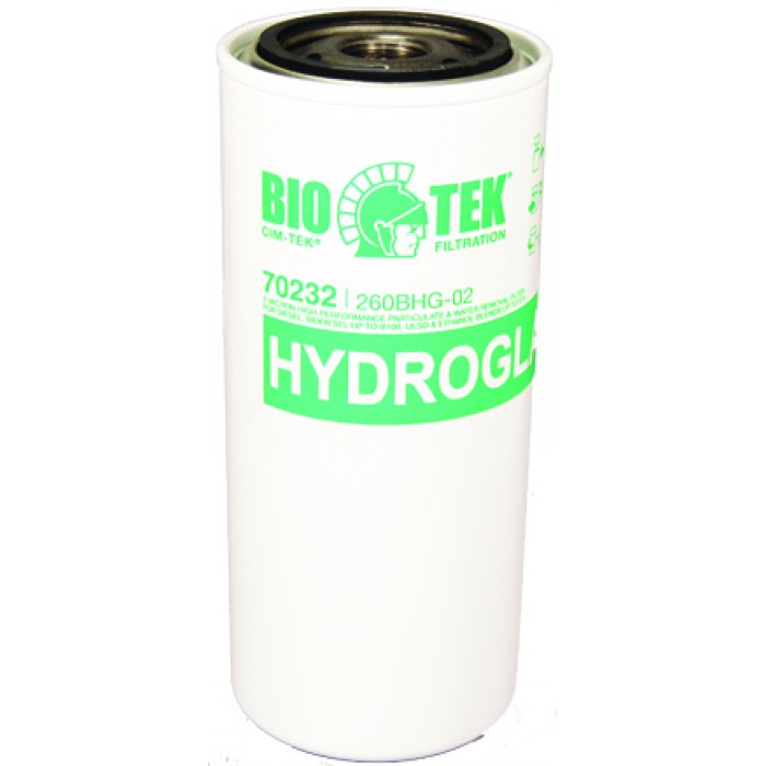 "70232 | 260BHG-02 Particulate Fuel Filter, 3/4"" Flow"