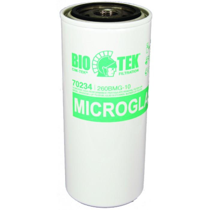 "70234 | 260BMG-10 Particulate Fuel Filter, 3/4"" Flow"