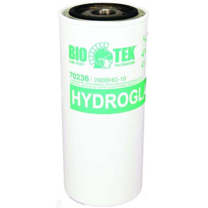 "70236 | 260BHG-10 Particulate Fuel Filter, 3/4"" Flow"