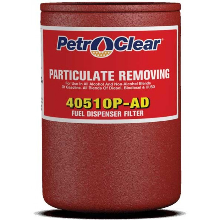 40510P-AD Particulate Removal Fuel Filter 10 Micron