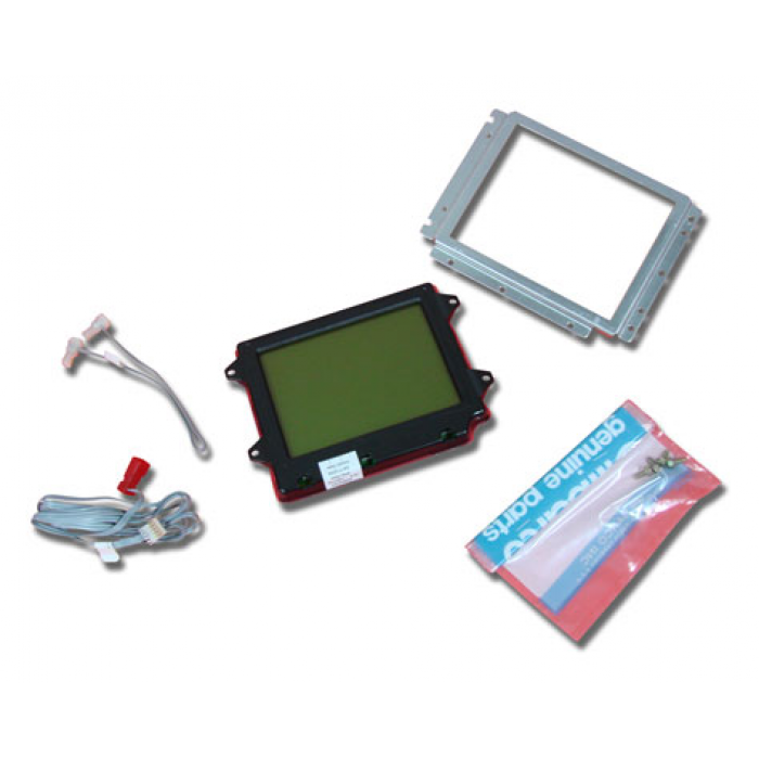 K96663-02 - Mounting Bracket Wire Cables and Display Kit