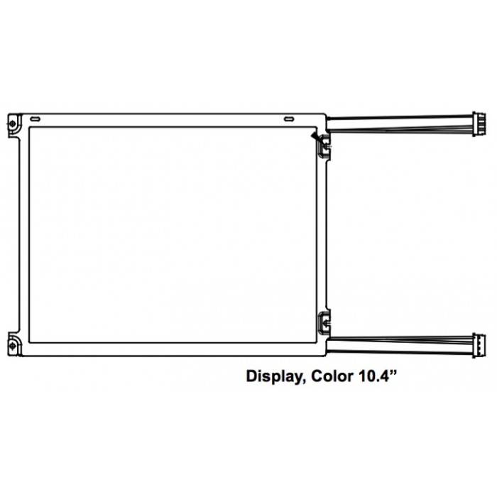 "M10370B001 - 10.4"" Color Display For Encore 700 S"
