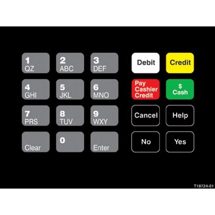 T18724 Series - Crind Keypad