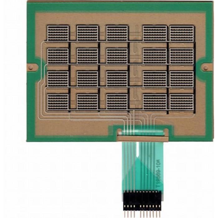 T19569-10 - Crind Customer Input Keypad