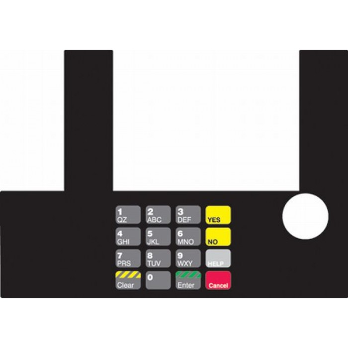 T50038 Series - Infoscreen Keypad