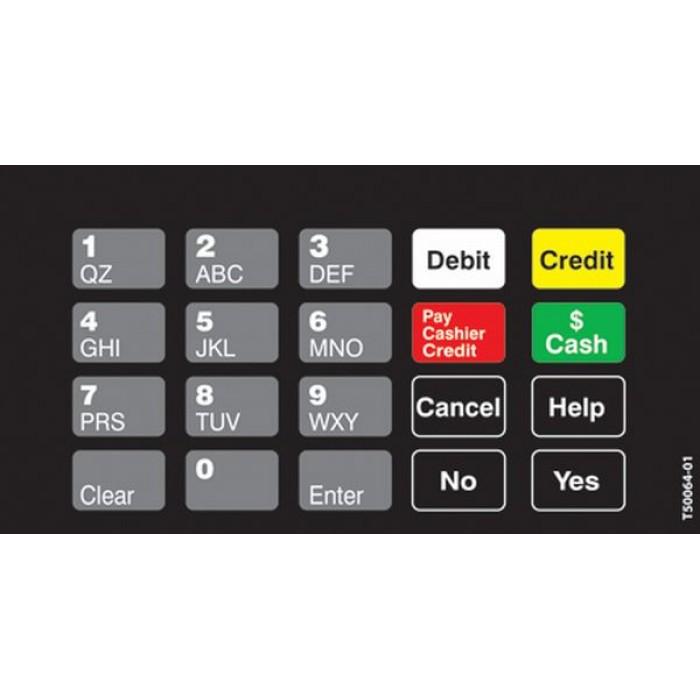 T50064 Series - ADA Crind Keypad