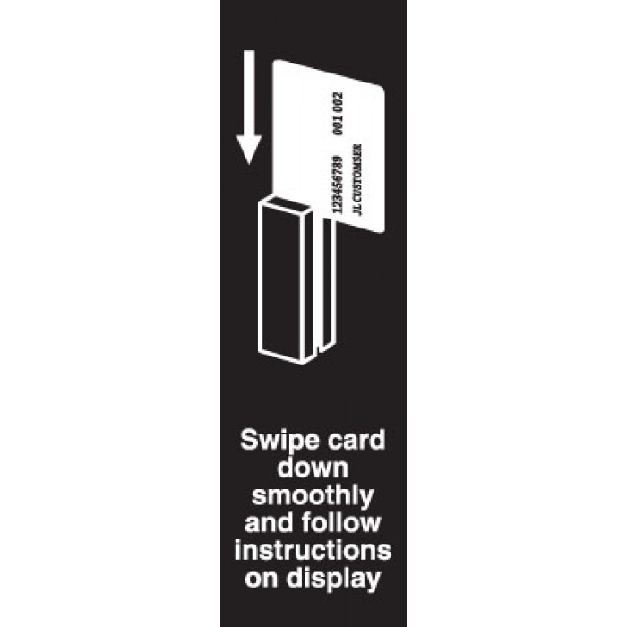 T50138 Series - ADA Card Swipe