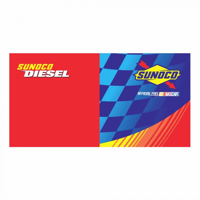 888353-001-291 - Lower Door Graphics Sunoco (Special Order)